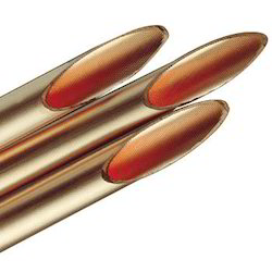 Copper Grooved Tubes