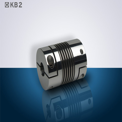 Miniature Metal Bellow Shaft Couplings