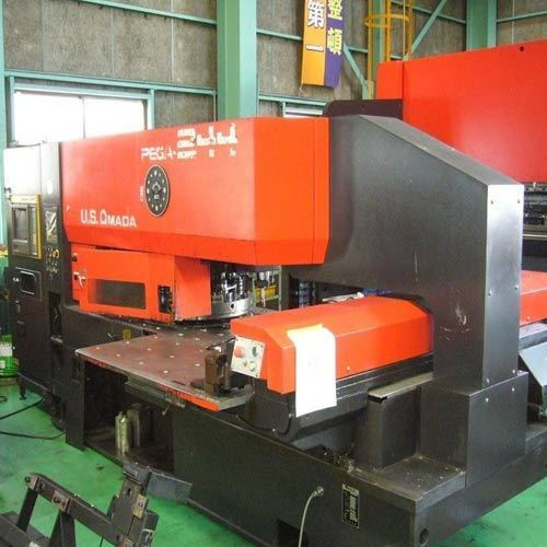 Used Amada Turret Punch Press Machine