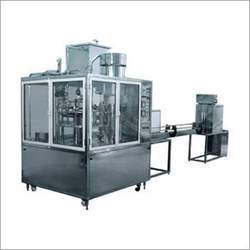 Rotary Bottle Rinsing Filling Machine
