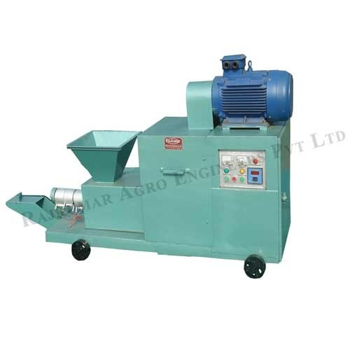 Briquette Making Machines - Agrowaste Cum Biomass Briquette
