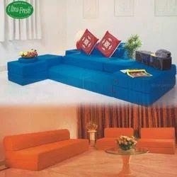 Sleepwell Flexi Puf Sofa And Bed - Nikita Foam Palace, Mumbai | ID: 2587199691