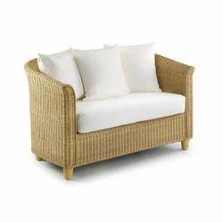 Designer Cane Sofa