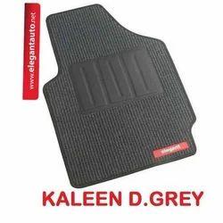 Kaleen Grey Foot Mats