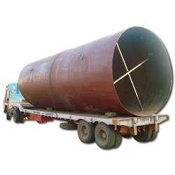 MS Cylindrical Tank