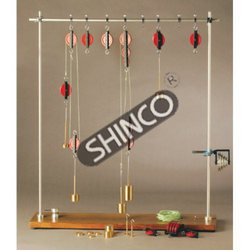 Pulley Demonstration Set