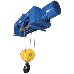 Foot Mounted Hoist