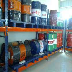 The objective is easy storage and retrieval. Our Drum Pallet Racks are designed for mounting 2 loaded steel drums each. & Drum Storage Racks ???? ??????? ??? at Best Price in ...
