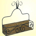 Spice Wicker Rack