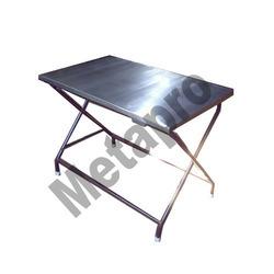 folding table canteen furniture meta apro pune id 3388252533