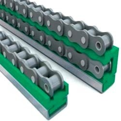 UHMWPE Chain Guide Manufacturers & Supplier in Pune India