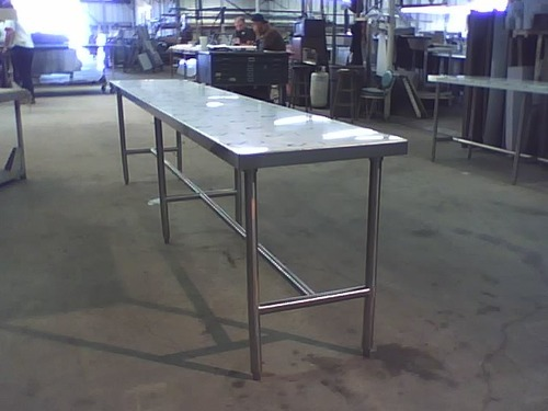 Stainless Steel Table Stainless Steel Tables