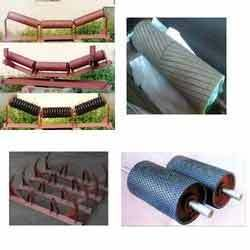 Conveyor Rollers And Conveyor Idler - Laxmi Rubber & PVC Products