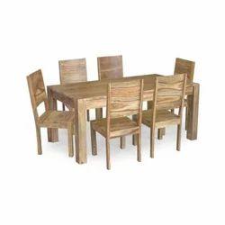 Charming Sheesham Dining Table