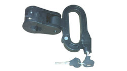 Helmet Locking Device Rod Keys