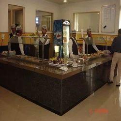 Cafeteria Counter