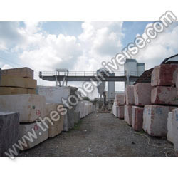 Marble Blocks Stock