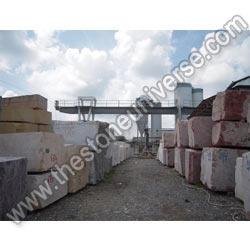 Marble Blocks Stock