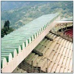 FRP Canopies