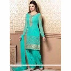 6309ab409a Fancy Ladies Punjabi Suits at Rs 2500 /piece   Punjabi Ladies Suit ...