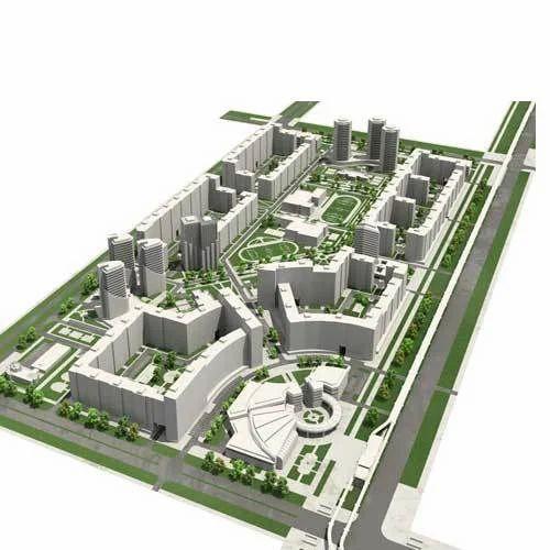Urban Planning Design in North Ambazari Road, Nagpur | ID: 2683760812