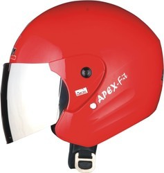 Apex Fit Plain Helmet