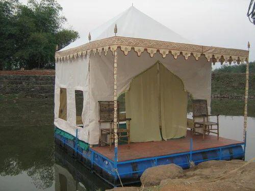 Pergola Steel Frame Tents & Pergola Steel Frame Tents | Motera Village Ahmedabad | Jia Tents ...