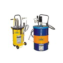 Air Operated Mobile Grease Filling System