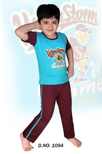 Boys Night Wear - Cotton Nightwear Manufacturer from Mumbai 650da05a2