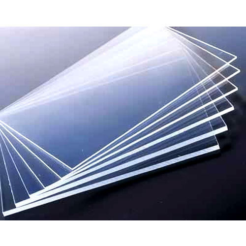 acrylic glass sheet at rs 35 square feet glass sheets id