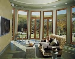 Aluminum French Window