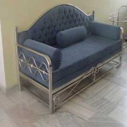 Stainless Steel Sofas