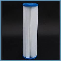 Open Pleat Filter Cartridge