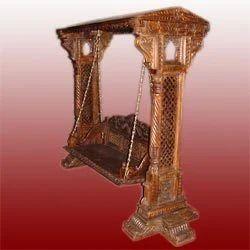 Decorative Indoor Wooden Swings
