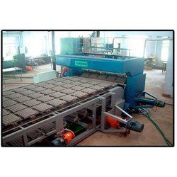 Rotary Pulp Moulding Plant