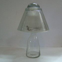 Clear Table Lamp and Decorative Table Lamp