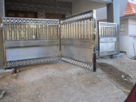Stainless Steel Gates Stainless Steel Folding Gates