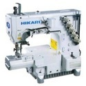 High Speed Cylinder Bed Chain Stitch Machine