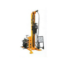 Semi-Automatic Skid Mounted Man Portable Drilling Rig, for Water Well