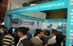 Plast India-2012 Stall