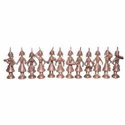 Copper Doll Set