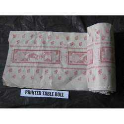 Printed Table Rolls (Wedding Purpose)