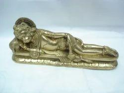Hanuman Ji Sleeping