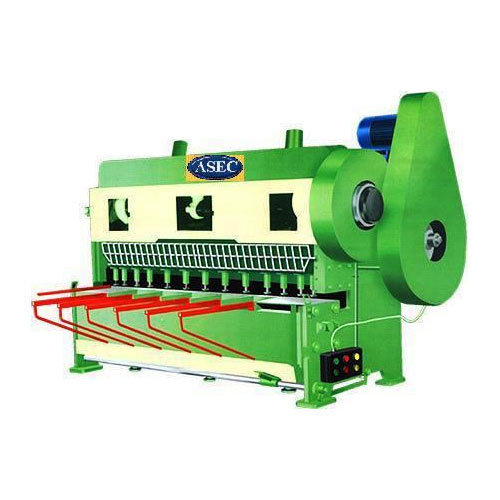 ASEC Brand Over Crank Guillotine Shearing Machine