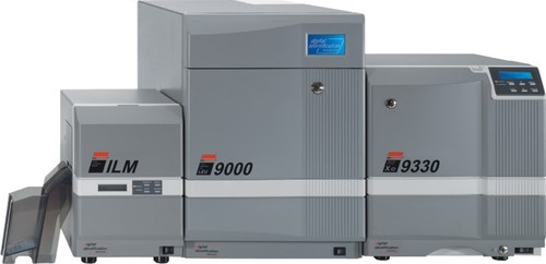 120 Cards Laser Color Personalization System LCP-9000, | ID: 3851315312