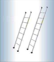 Aluminum Wall Supporting Straight Ladder