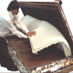 Mattress Removing Out Of Mould
