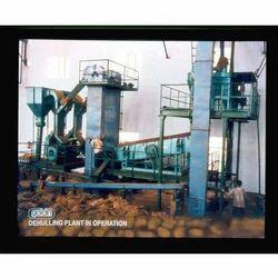 Neem Hulling Plant