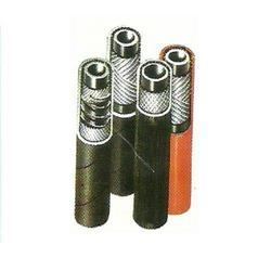 Industrail Rayon Braided Rubber Hoses