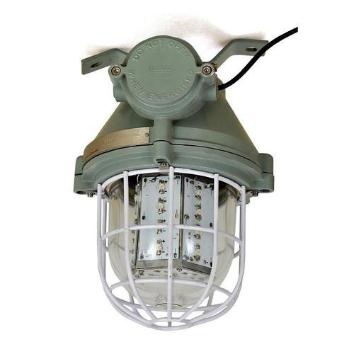 Led Light Fixture Manufacturers In India: LED 38w Flame Proof Light, Shah Electronics